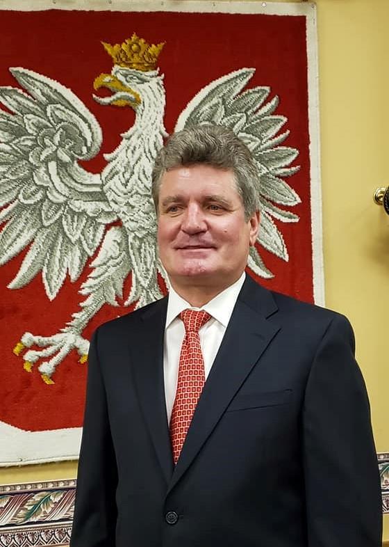 Józef Cikowski wybrany Marszałkiem Parady 3 Maja