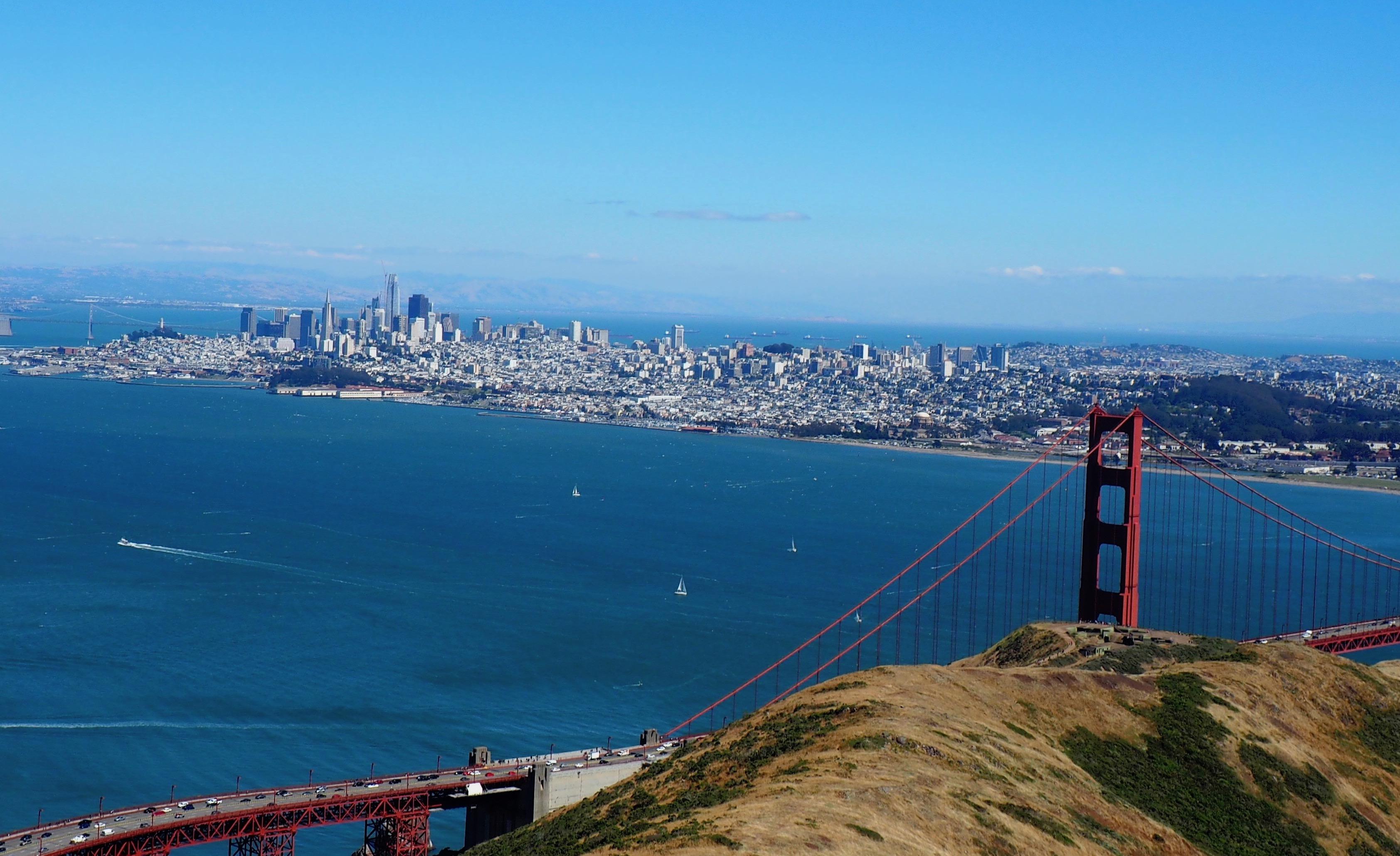 San Francisco najzdrowszym miastem w USA. Chicago na 15. miejscu
