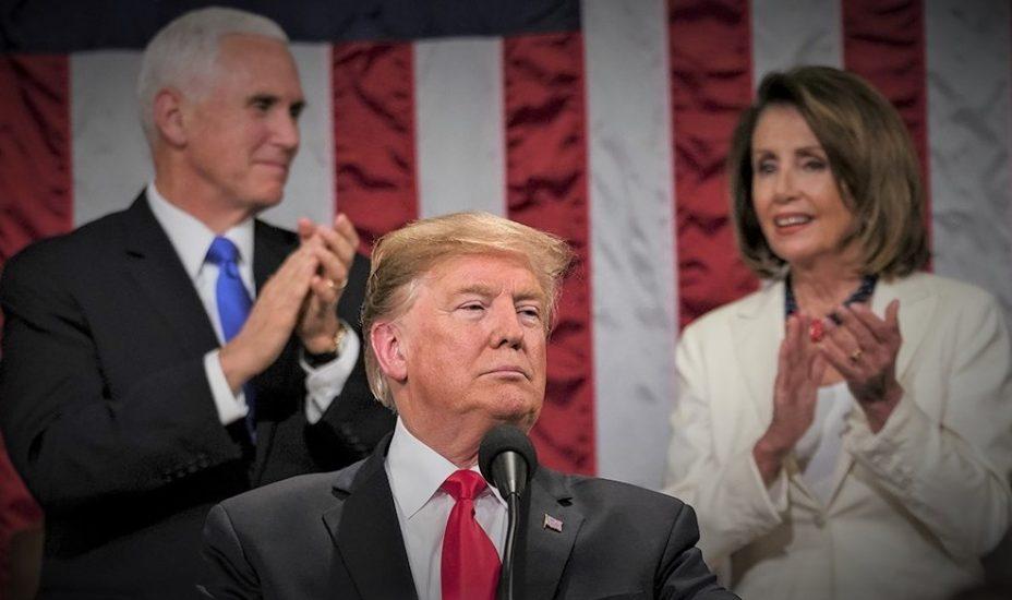 Orędzie Donalda Trumpa: Apel o zgodę, silna Ameryka i mur graniczny