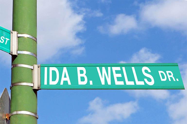 Congress Parkway zmienił nazwę na Ida B. Wells