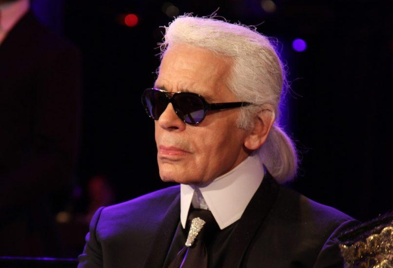 W Paryżu zmarł Karl Lagerfeld, projektant mody niemieckiego pochodzenia