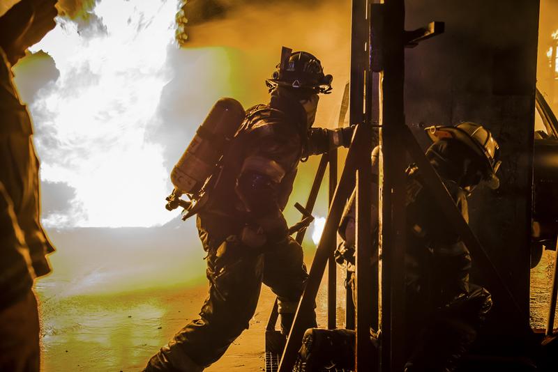 Pożar w domu opieki w Czechach. Osiem osób zginęło, 30-tu rannych