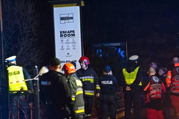 """Właściciele escape roomu w Szczecinie: """"Padliśmy ofiarą rządowej nagonki"""""""
