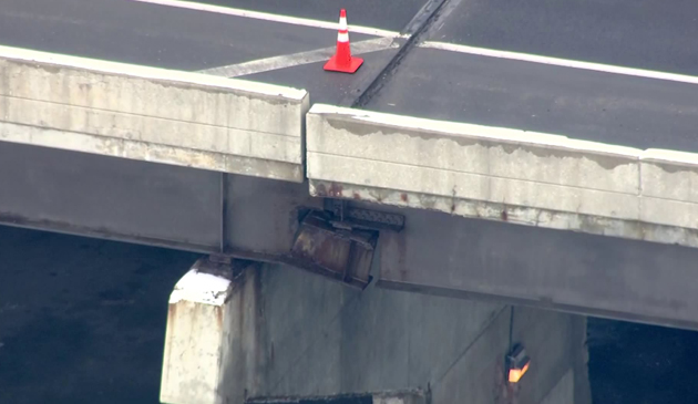 Trwa naprawa mostu na Lake Shore Drive