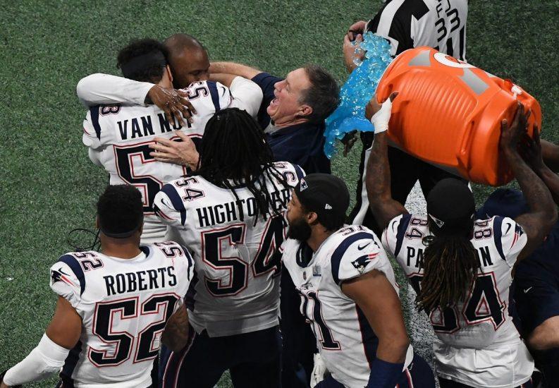 New England Patriots wygrywają 53. Super Bowl!