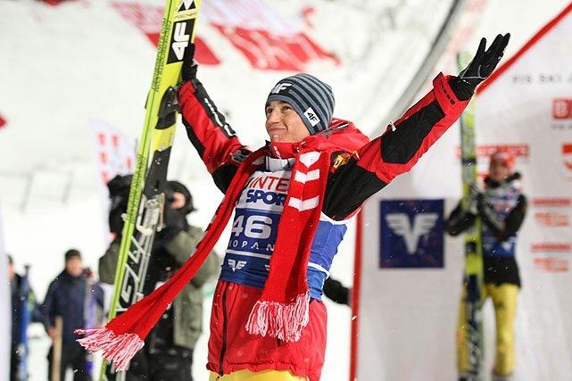 Kamil Stoch wygrywa w Oberstdorfie. Świetny dzień biało-czerwonych