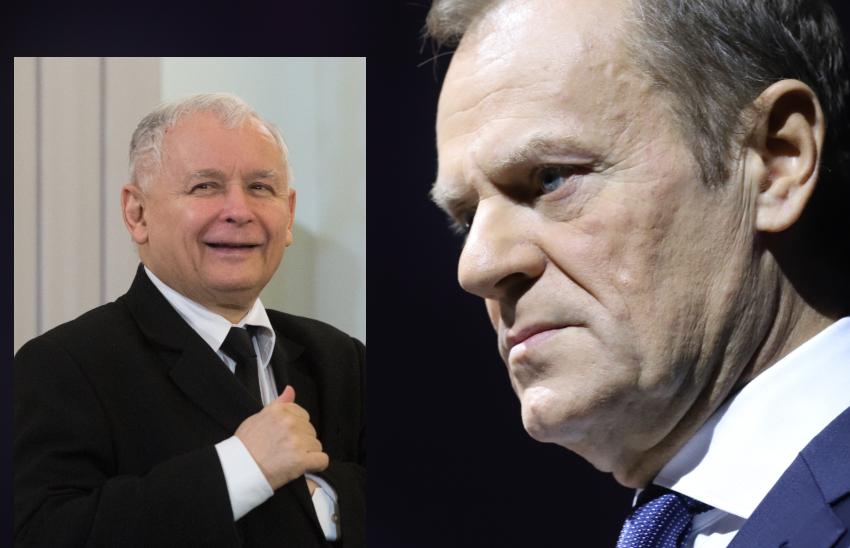 Tusk o Kaczyńskim i spółce Srebrna: Nie sądziłem, że on jest tak owładnięty obsesją pieniędzy