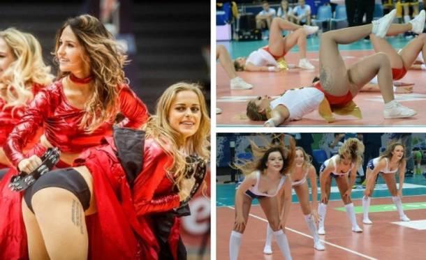 Najpiękniejsze polskie cheerleaderki. Olśniewają urodą. Zobacz zdjęcia!