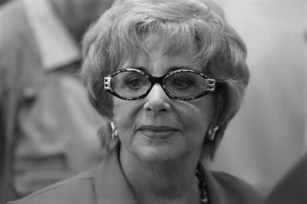 Zofia Czerwińska nie żyje. Miała 85 lat. Wspomnienia jej przyjaciół