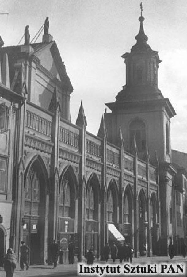 Komunistyczne zbrodnie na architekturze Warszawy. Miejskie perełki, które zburzono bez powodu