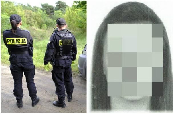 W lesie pod Łodzią znaleziono ciało młodej kobiety. To poszukiwana 19-latka