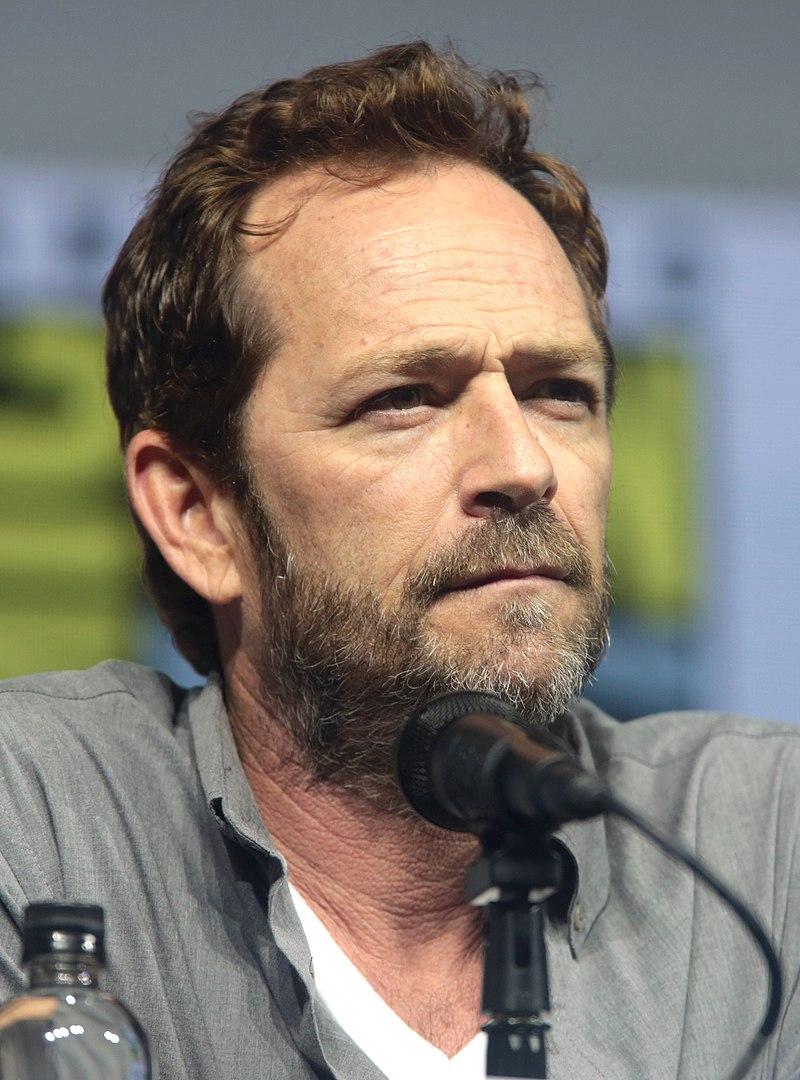 Nie żyje Luke Perry, aktor znany z serialu Beverly Hills 90210