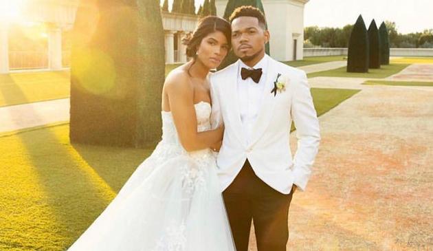 Chance the Rapper poślubił Kirsten Corley