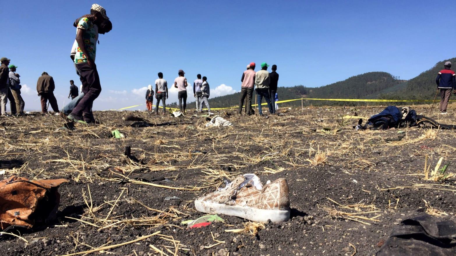 Do chicagowskiego sądu wpłynął pozew rodziny ofiary katastrofy Boeinga w Etiopii