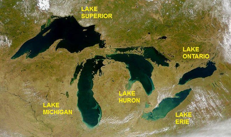 Gubernator Illinois oburzony ograniczeniem funduszy federalnych na oczyszczanie Wielkich Jezior