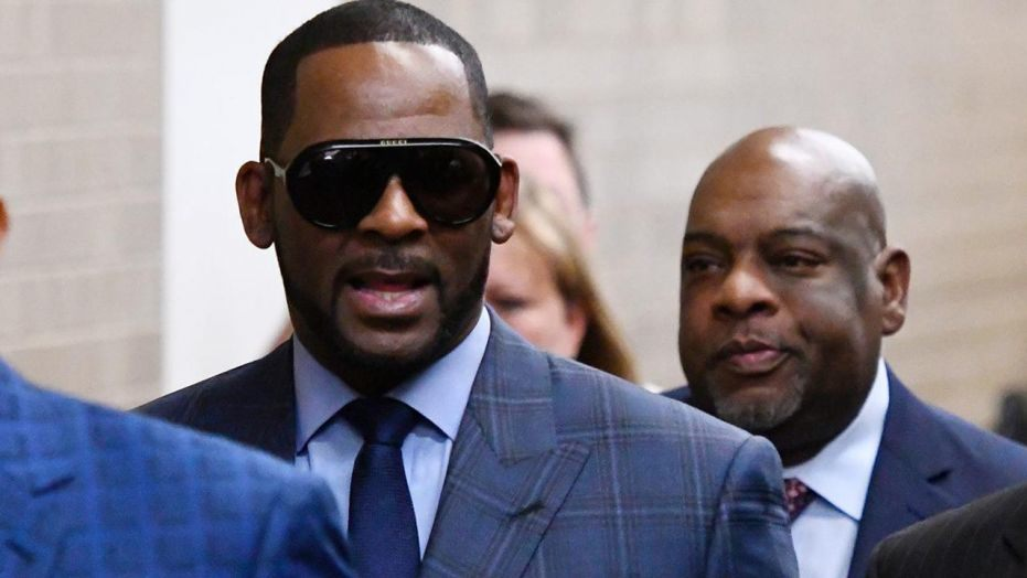 R.Kelly w sierpniu stawi się przed sądem w Nowym Jorku