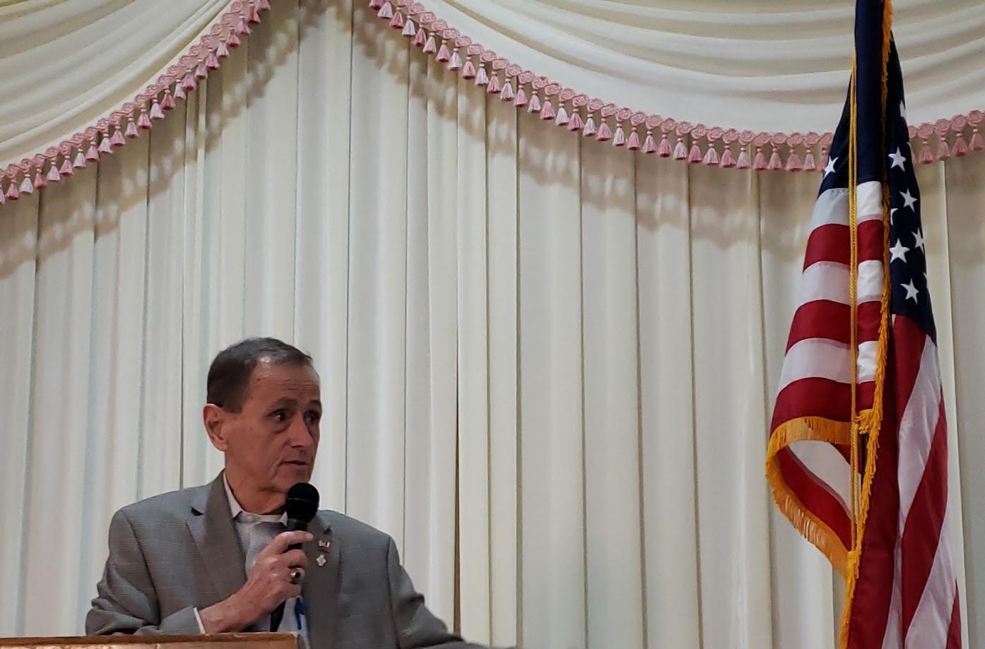 Nick Helmer ubiega się ponownie o urząd burmistrza Prospect Heights