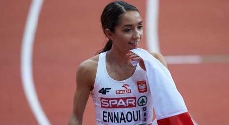 Lekkoatletyka: Awans Sofii Ennaoui do finału biegu na 1500 m. ardasz w finale pchnięcia kulą