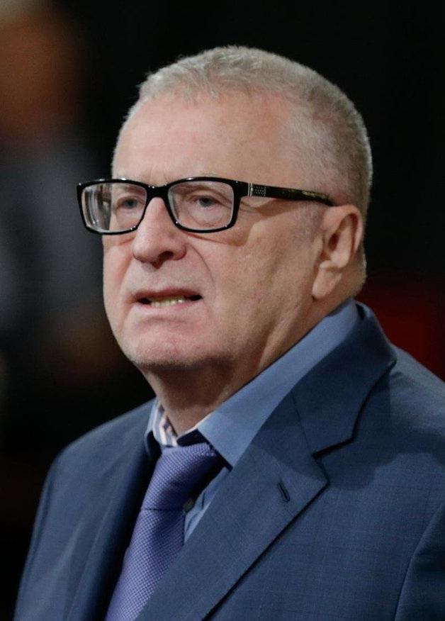 Rosyjscy dziennikarze ujawniają majątek rodziny W. Żyrinowskiego