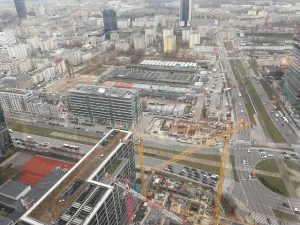 Warszawa: Podziemne przejścia pod rondem Daszyńskiego. Miasto nie zbudowało, zbudują deweloperzy?