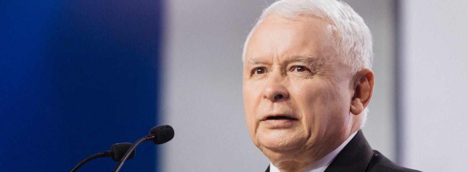 Kaczyński na konwencji PiS w Krakowie: Fundamentem Europy wartości oparte głównie na chrześcijaństwie oraz na prawie rzymskim i filozofii greckiej
