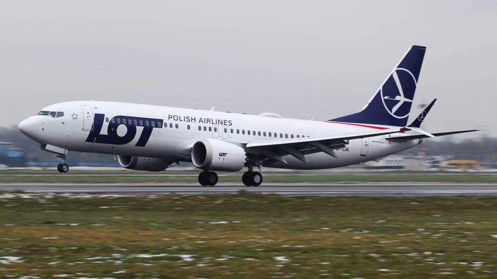 LOT uziemia wszystkie Boeingi 737 MAX 8 po katastrofie w Etiopii