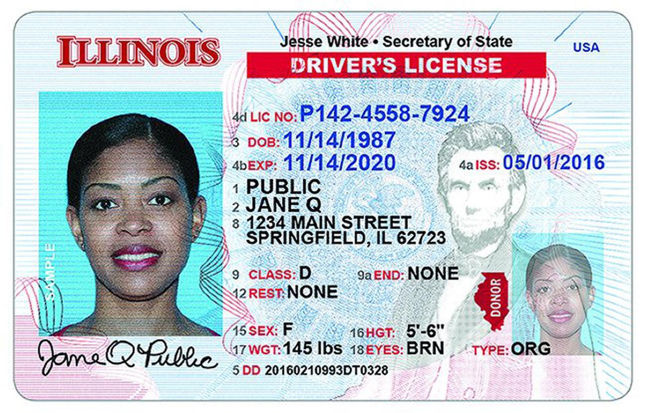 W Illinois rozpoczęto wydawanie nowych dokumentów tożsamości