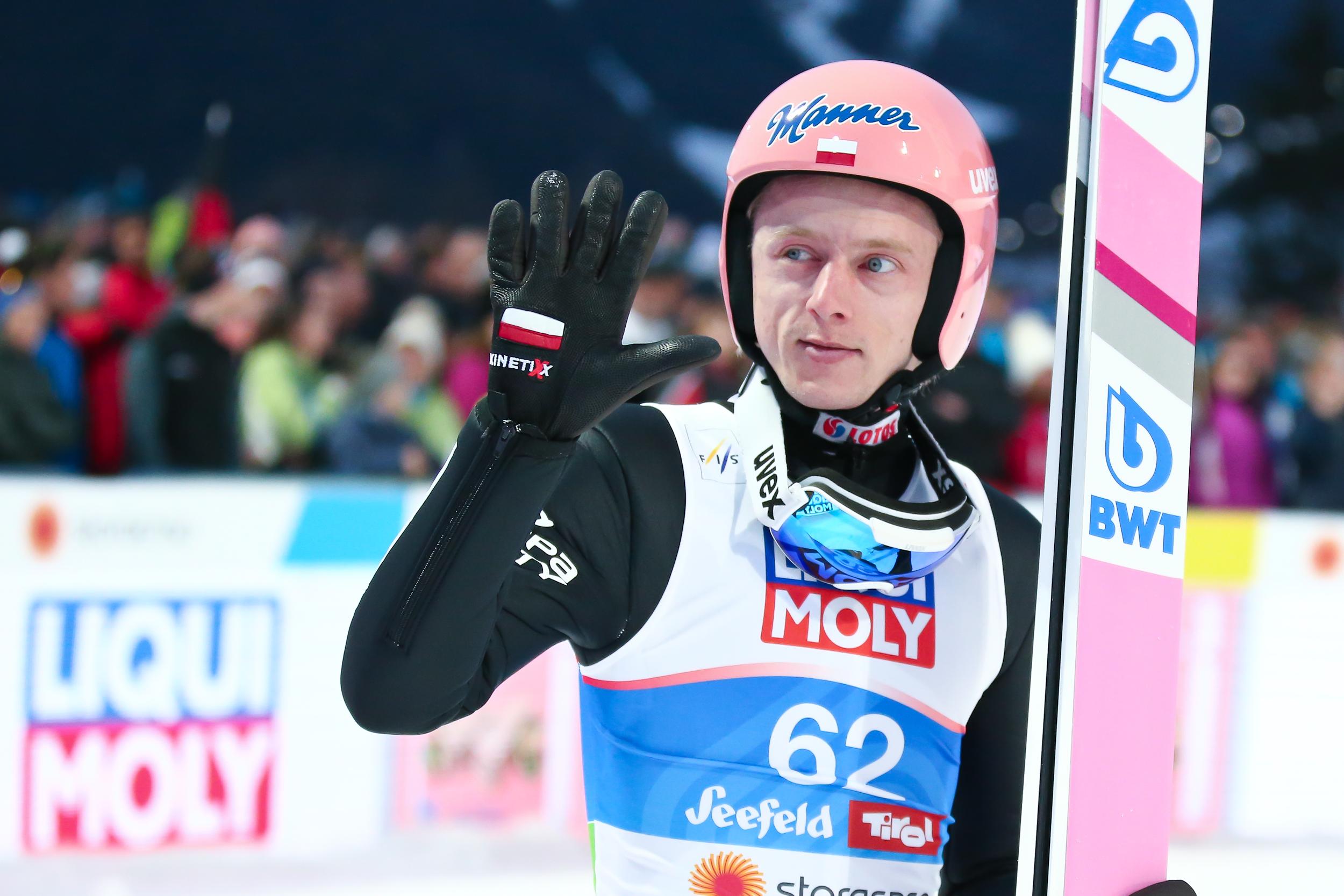 Skoki narciarskie. Puchar Świata: Kubacki wygrał kwalifikacje w Zakopanem