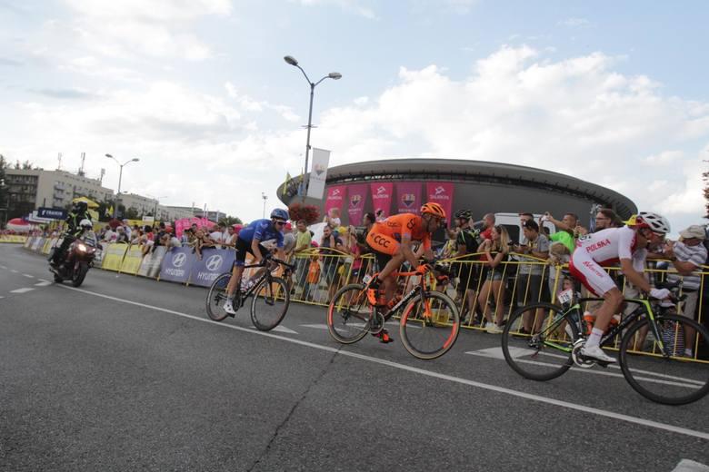 Trasa 76. Tour de Pologne 2019 na Śląsku. Zobacz gdzie w tym roku pojadą kolarze