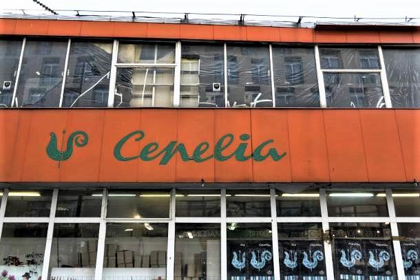 Cepelia Warszawa. Kultowy sklep znika po prawie 50 latach. Zastąpi go budka z frytkami?