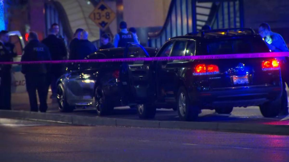 Właściciel auta zastrzelił mężczyznę, próbującego ukraść BMW