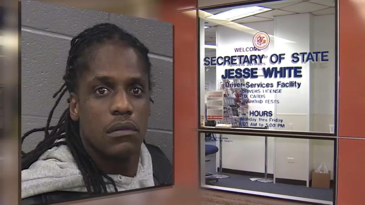 Mężczyzna, który śmiertelnie potrącił policjanta na I-94 nigdy nie miał prawa jazdy