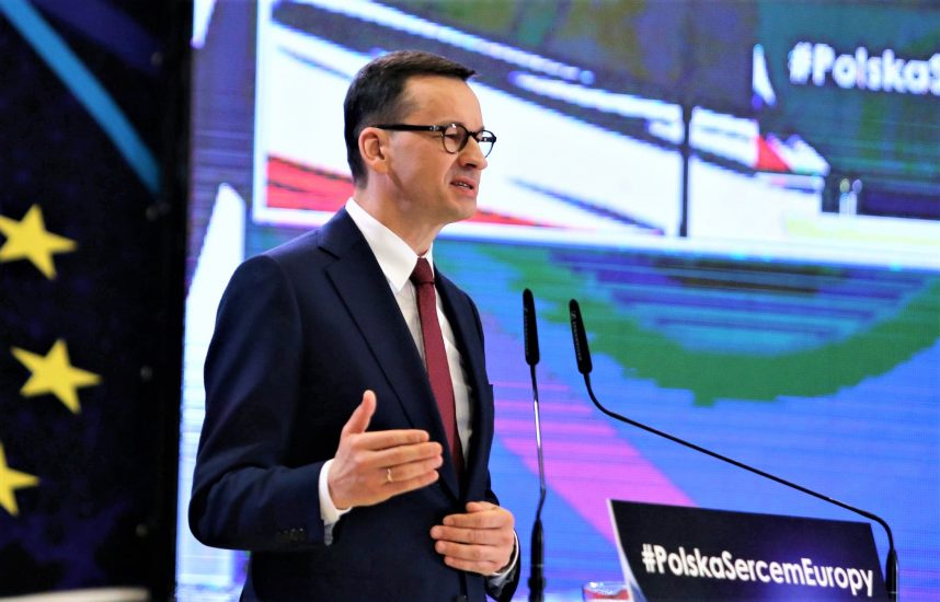 Morawiecki: Unia Europejska utrudnia świadczenie usług przez polskie firmy
