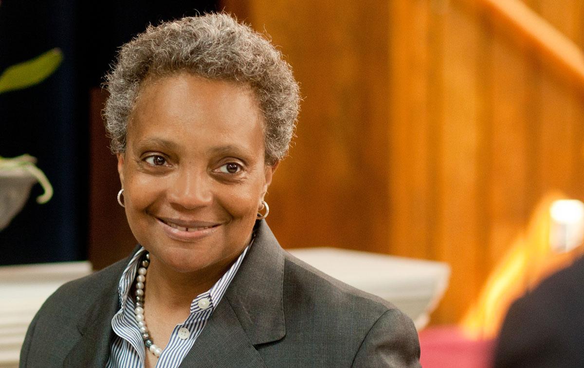 Lori Lightfoot nowym burmistrzem Chicago