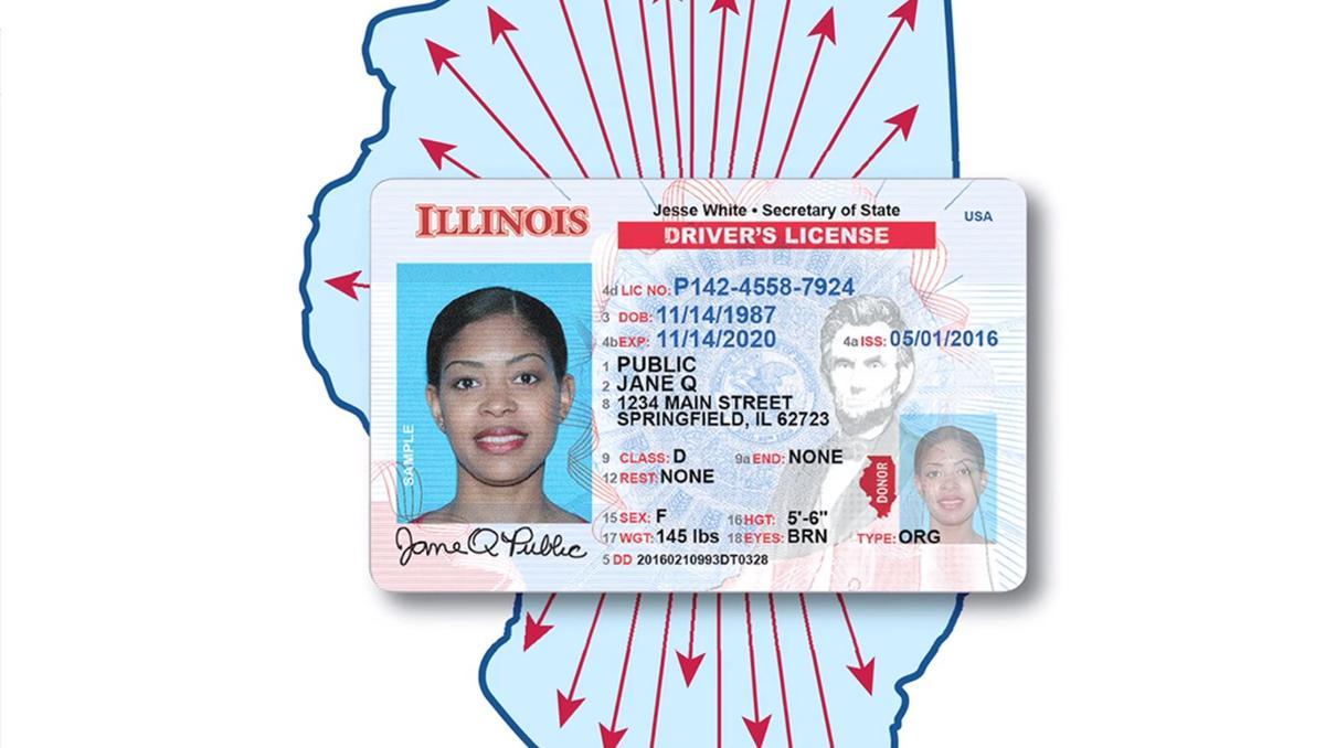 Jesse White zachęca do wymiany dokumentów na tzw. Real ID