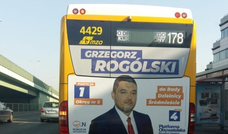 """""""Afera autobusowa"""" w Warszawie: Kandydaci PO i Nowoczesnej mieli zapłacić za reklamy w autobusach 20 procent ich wartości. Jest wniosek do prokuratury [ZOBACZ]"""
