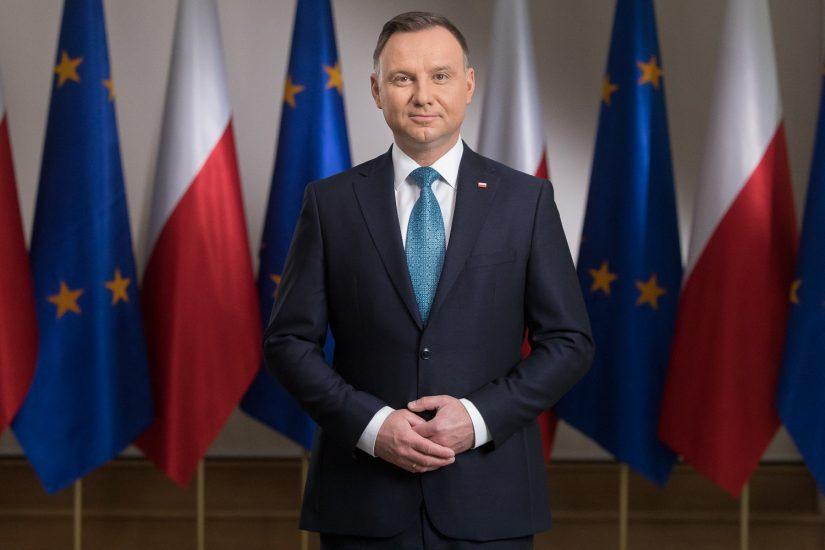 Orędzie prezydenta: Europa to my, Unia Europejska to my