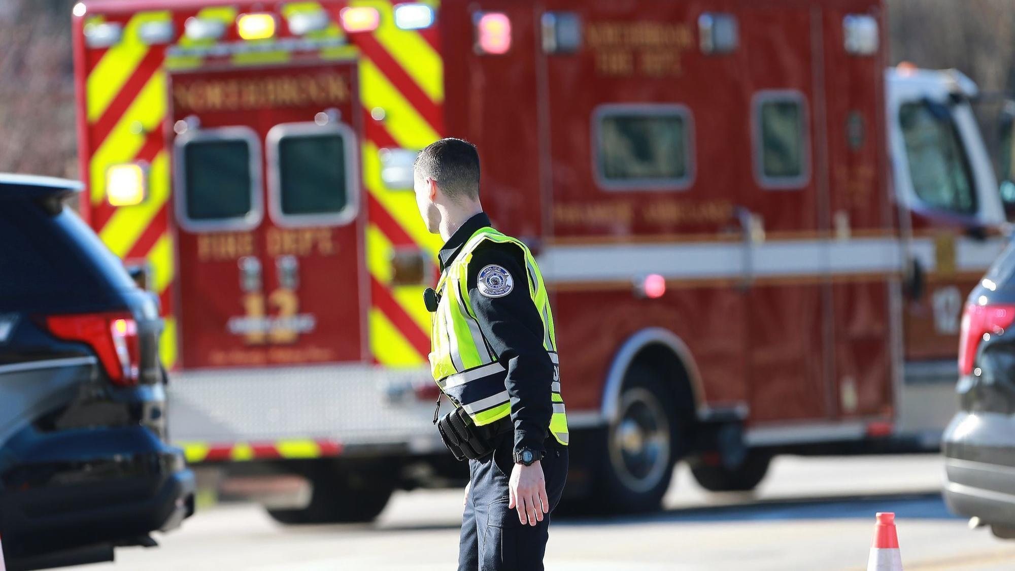 Wyciek bezwodnego amoniaku w Beach Park. 37 osób trafiło do szpitala