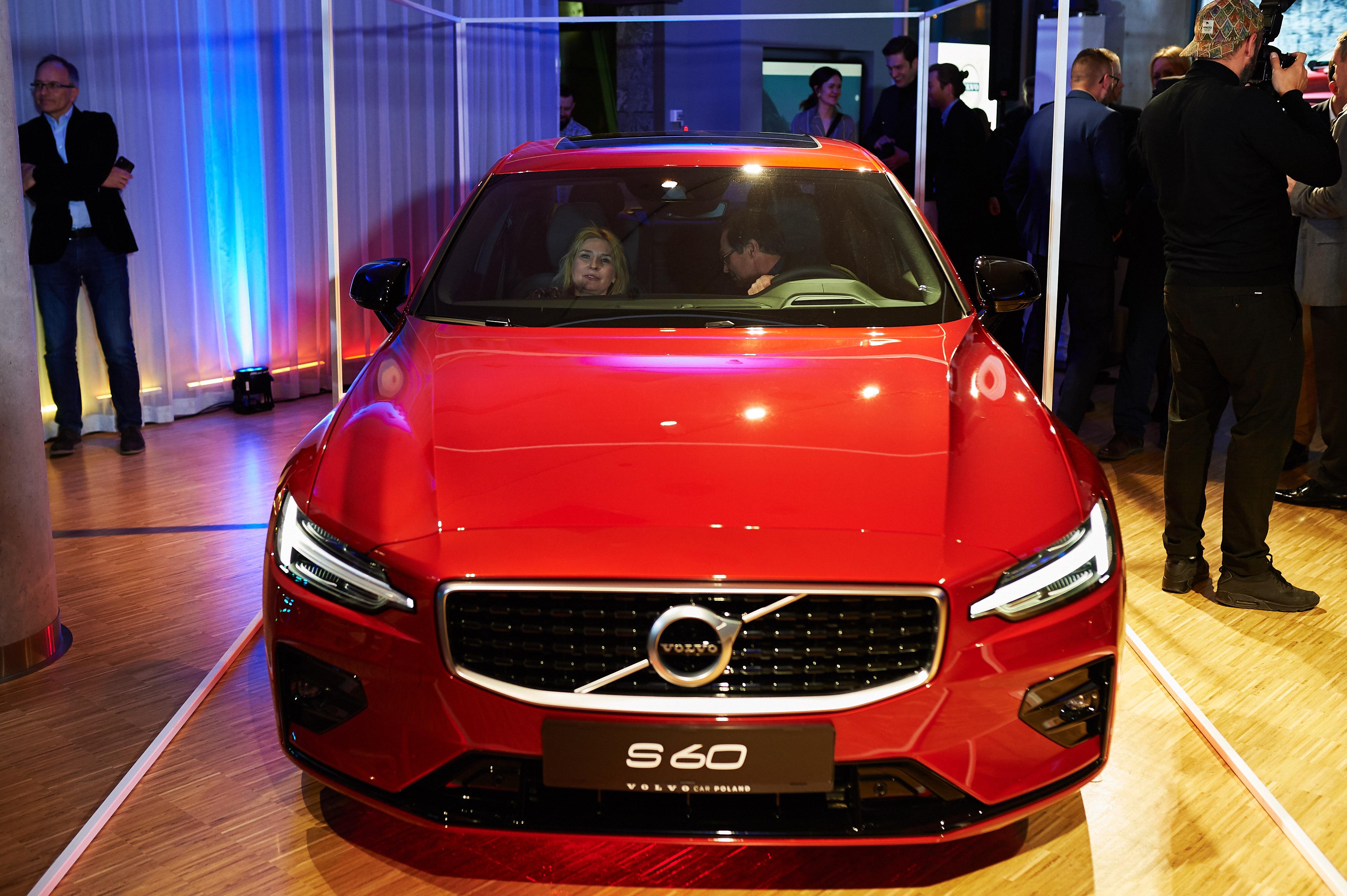 Volvo made in USA jest już w Polsce