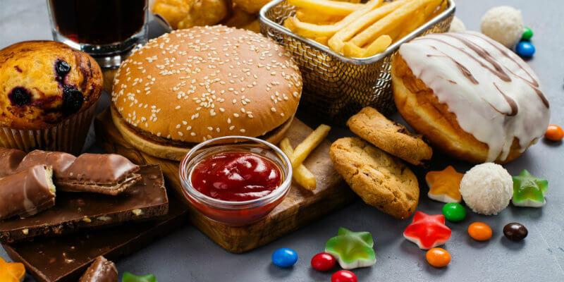 Zabójcza niezdrowa dieta