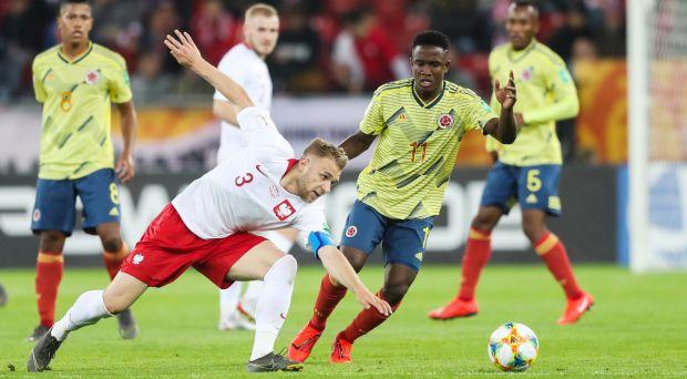 Piłka nożna – MŚ U20 – Polacy przegrali z Kolumbijczykami