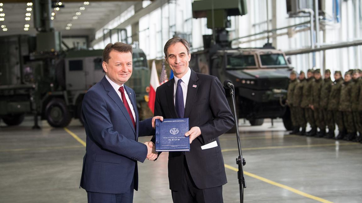 Wojsko kupi 73 pojazdy Jelcz, które znajdą zastowanie w budowanym systemie rakietowym Wisła
