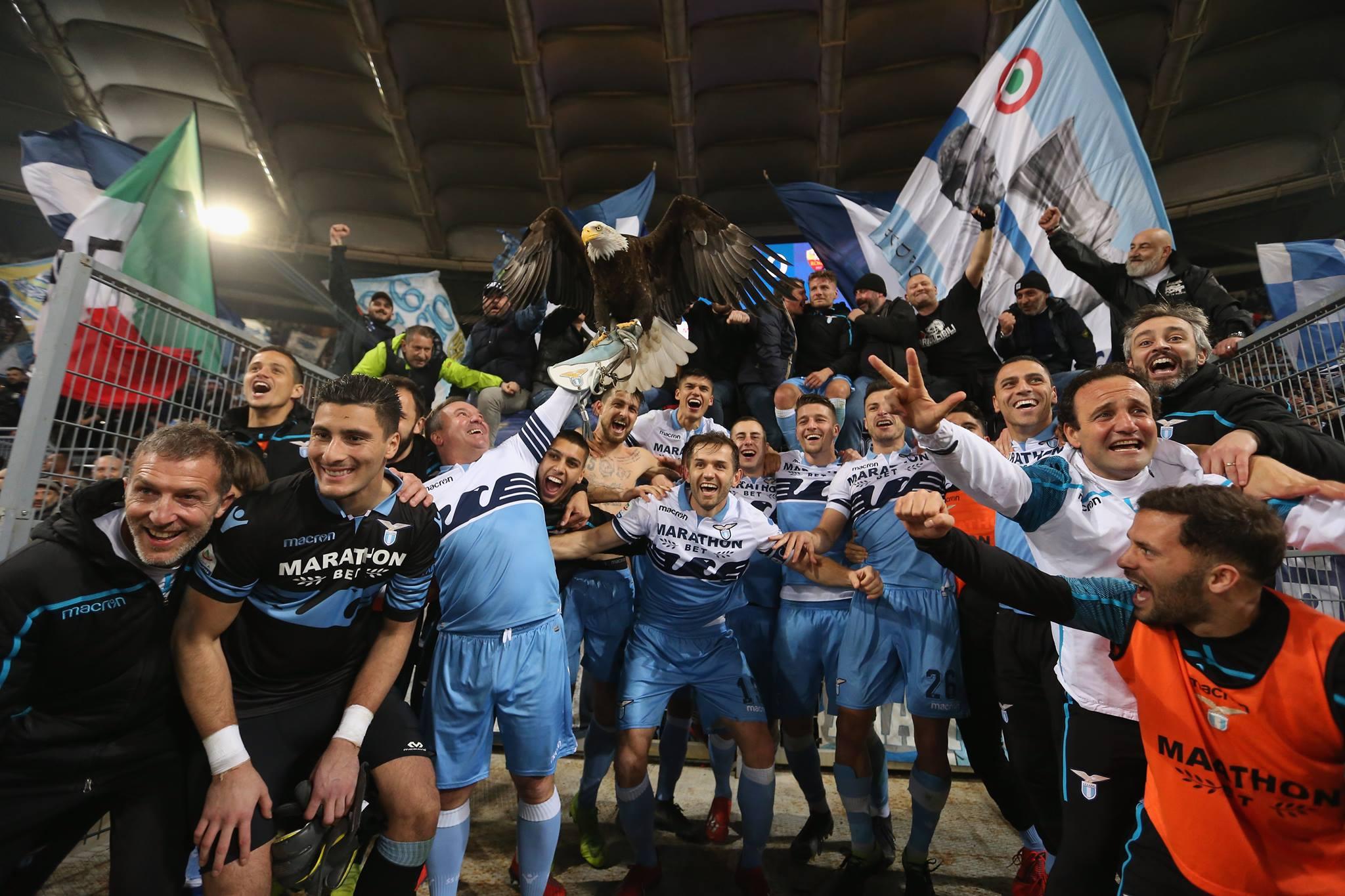 Piłka nożna – Lazio zdobyło Puchar Włoch
