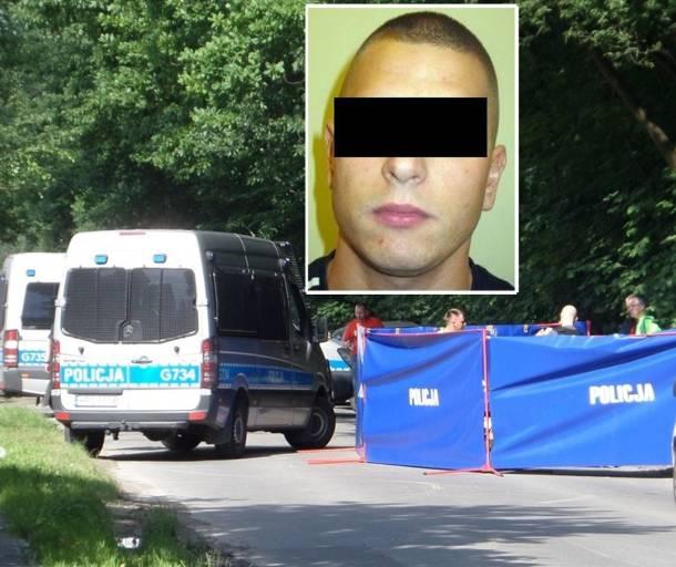 Kraków. Prokurator żąda 25 lat więzienia dla kibola Cracovii za zabójstwo przy ul. Żywieckiej