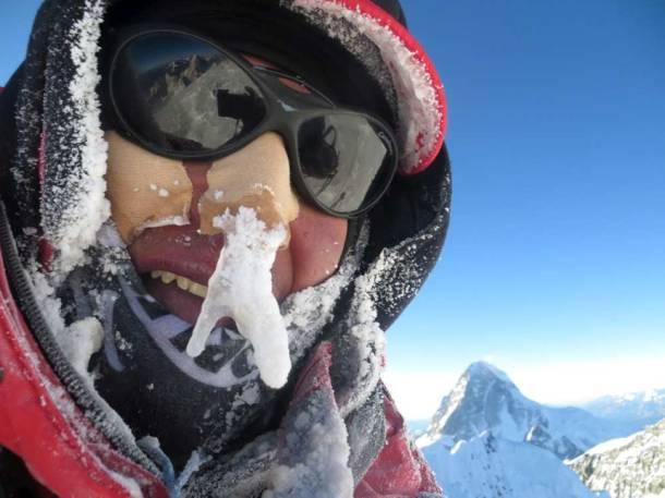 Adam Bielecki w odwrocie w Himalajach. Najnowsza relacja wspinacza