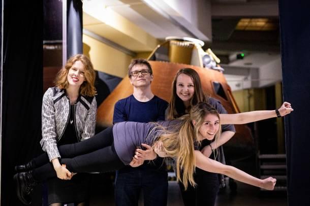 Studenci z Wrocławia finalistami konkursu dotyczącego lotu pozwalającego przekroczyć umowną granicę kosmosu