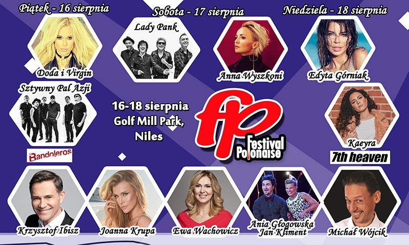 To będzie hit roku! Znamy gwiazdy Festival Polonaise 2019