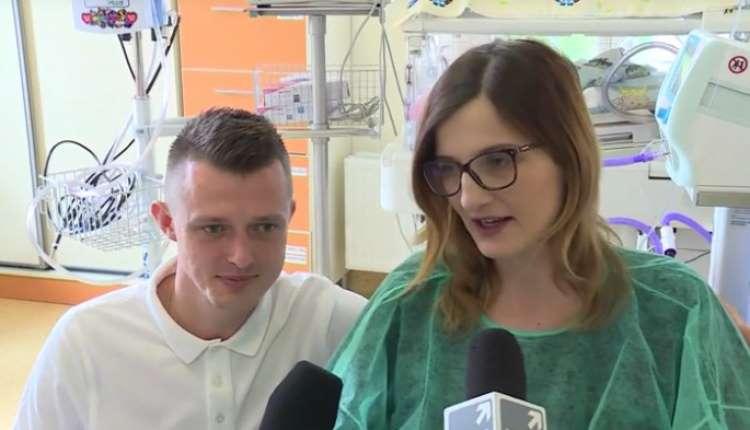 Kraków: Sześcioraczki w relatywnie dobrym stanie po narodzinach