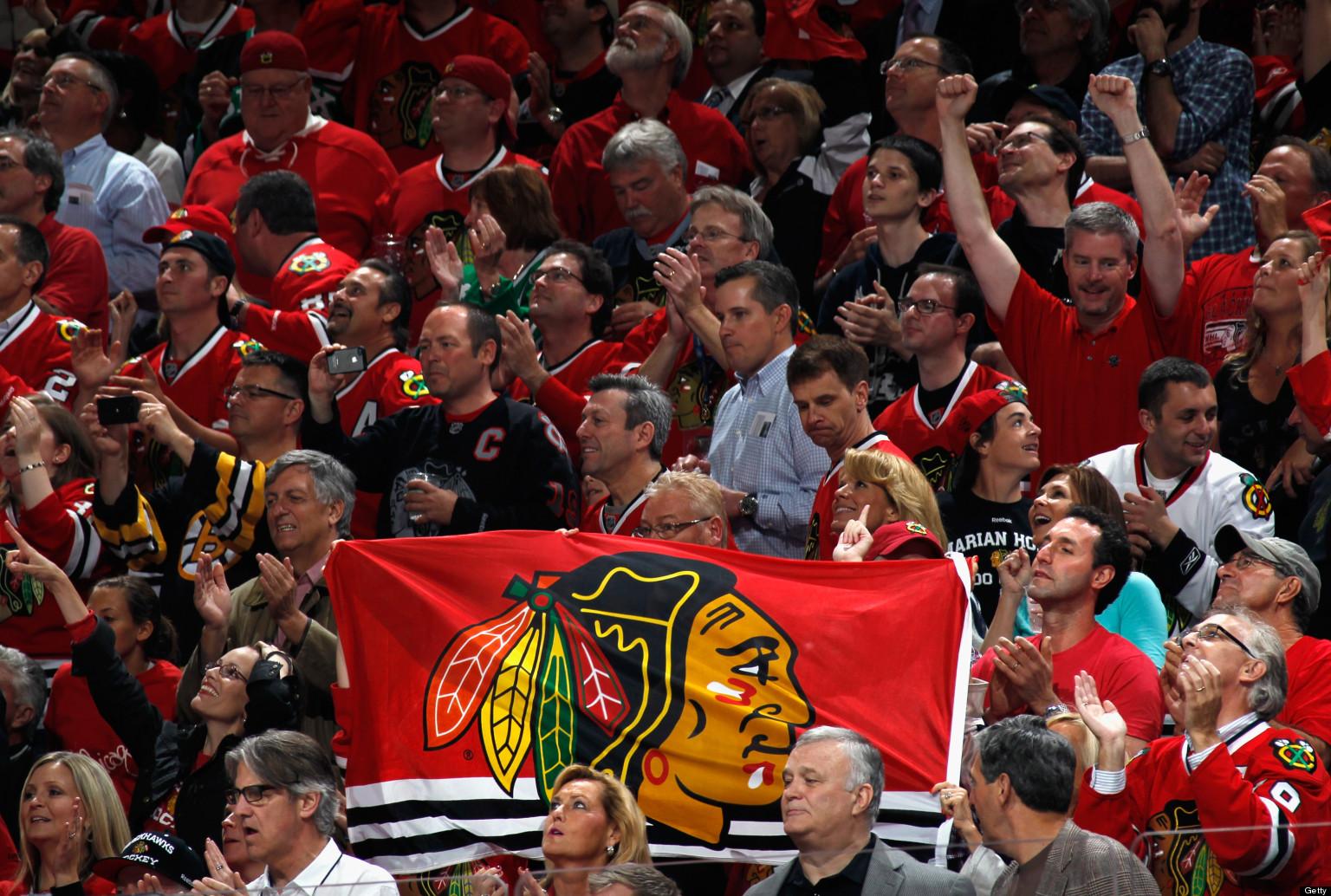 Chicago wśród najlepszych miast dla kibiców hokeja