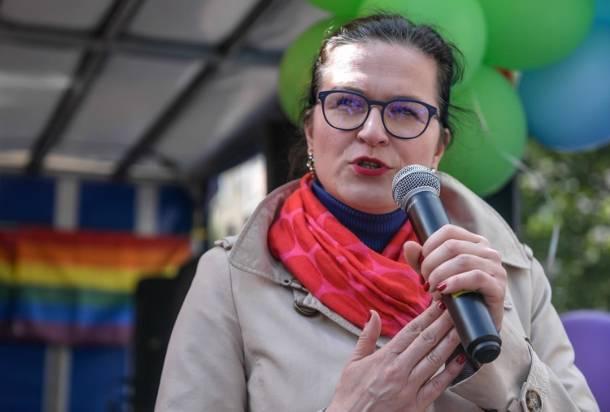 """Prezydent Aleksandra Dulkiewicz wydała oświadczenie ws. incydentu z Marszu Równości: """"To przemoc symboliczna. Czuję się urażona"""""""